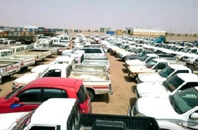مؤتمر صحفي حول تقنين مصادرة سيارات بوكو حرام