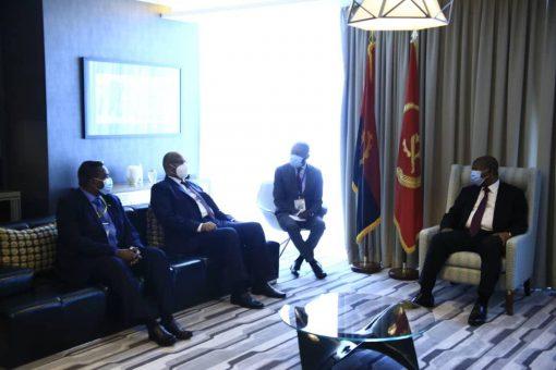 ابراهيم جابر:السودان ليس لديه نوايا للإعتداء على الجارة إثيوبيا