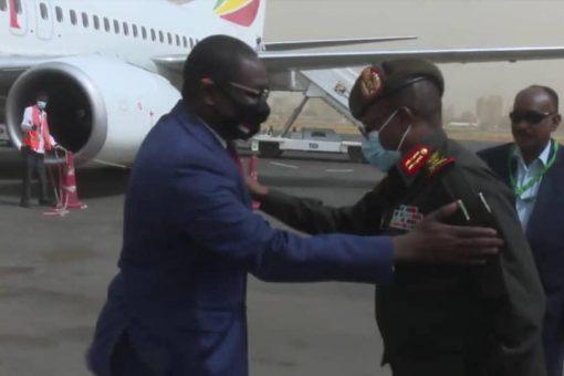 التعايشي يختتم زيارته لجمهوريتي جنوب أفريقيا وكينيا