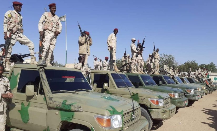 South Darfur State Receives Peace Shield Forces