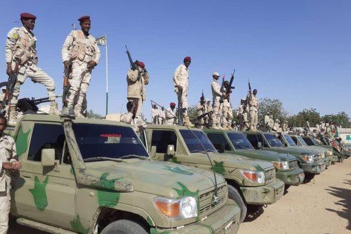 L'État du Sud-Darfour accueille les forces du bouclier de paix
