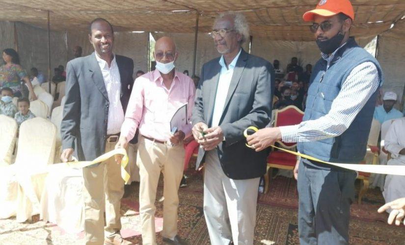 إفتتاح مركز السودان لإنقاذ الحياة البرية بمنطقة الباقير