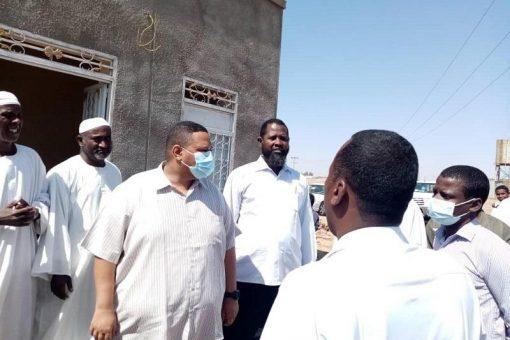 الصحة بالجزيرة تؤكد الإهتمام بالمراكز الصحية والمستشفيات الريفية
