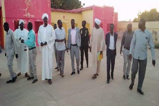 والي شمال دارفور يدعم مريخ الفاشر