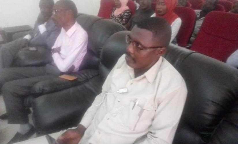 انطلاقة فعاليات دورة للصحافيين بولاية شرق دارفور