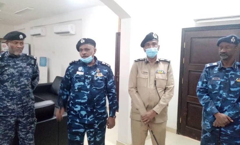 شرطة ولاية الخرطوم تثمن دور شرطة المعابر في منع التهريب