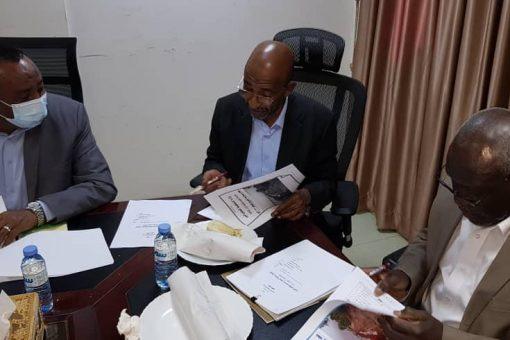 التخطيط العمراني تجيز خطةوميزانية مشروع تنظيم وتخطيط القرى