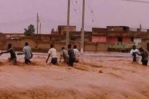 78 ألف دولار لدعم متضرري الفيضانات عبر السفارة بواشنطن