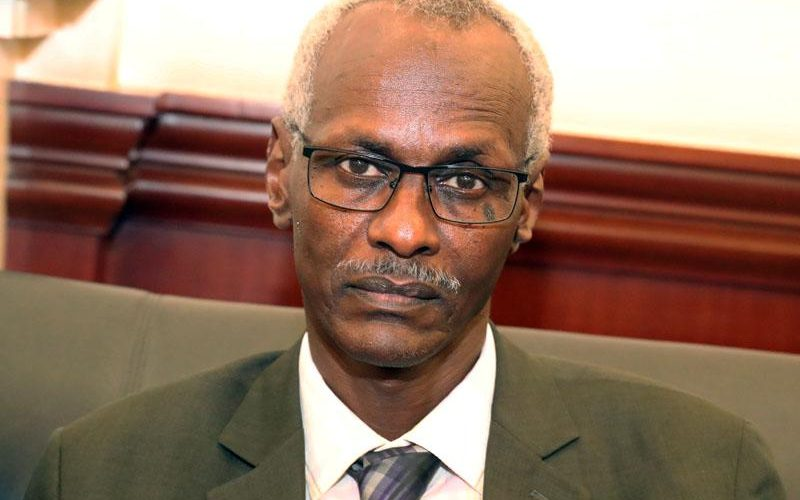 وزير الرى يستقبل أعضاء وفد الخبراء الكونغولي
