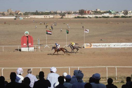 نادي سباق الخيل ينظم كأس السودان بعد غد الجمعة