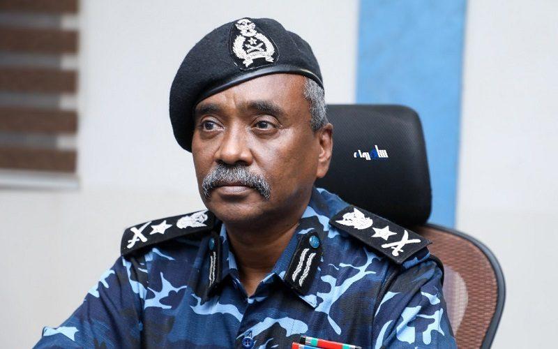 قيادات الشرطة تلتقى مدير المركز الاقليمى لمكافحة الاتجار بالبشر