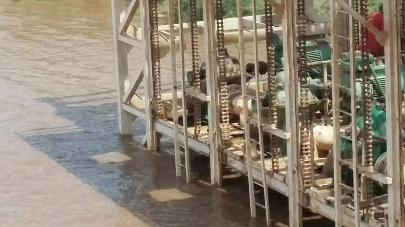 مياه الخرطوم تنفذ خطة لمعالجة كسورات المياه ومخلفاتها بالمحليات