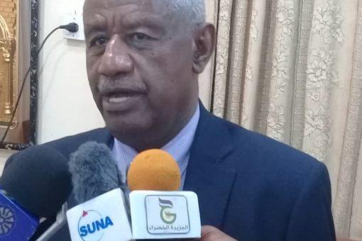 تعاون بين ولاية الجزيرة والهلال الأحمر السوداني
