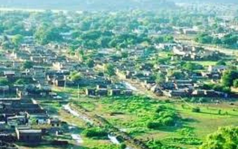والي النيل الازرق يقف على حجم الاضرار بسوق بلنق