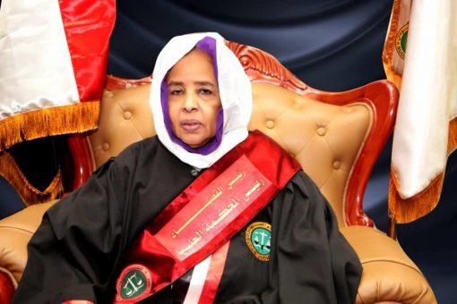 رئيسة القضاء تفرج عن 102 نزيلا بمدينة الهدى الإصلاحية