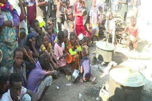 اللاجئون في حمداييت شرق السودان معاناة بلا حدود