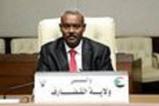 والي القضارف يصدر قرارات باعفاءرئيس المهن الطبية ومدير البني التحتية