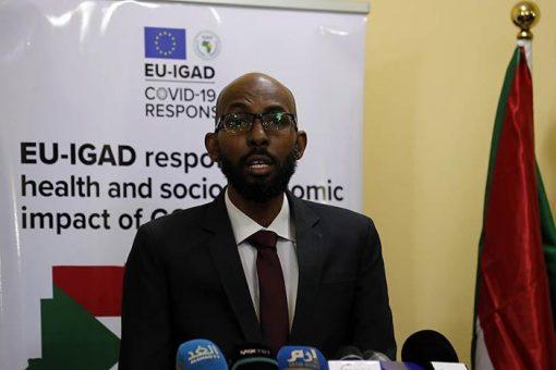 وزير الصحة الإتحادي يدشن مشروعات بنك التنمية الافريقي بالأبيض