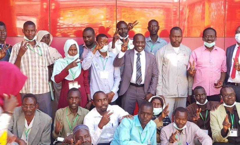 اديب:السلام منصة إنطلاق التنمية البشرية والخدمات