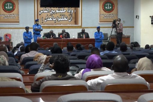 محكمة مدبري انقلاب يونيو تشطب طلبات لهيئة الدفاع