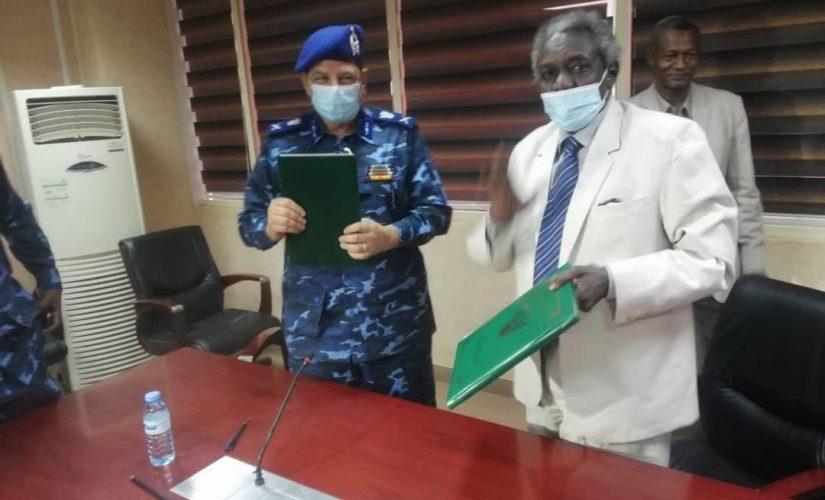 توقيع بروتكول بين المالية والداخلية لبرنامج دعم الاسر السودانية