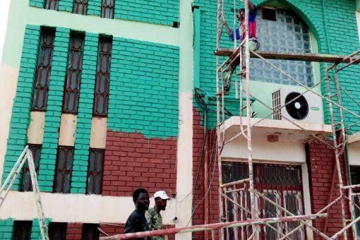 انطلاقة النفرة الكبرى لتأهيل مستشفى مدني التعليمي