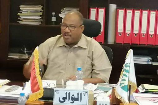 اعلان حالة الطوارئ وحظر التجوال وتعطيل الدراسة بولاية شمال كردفان