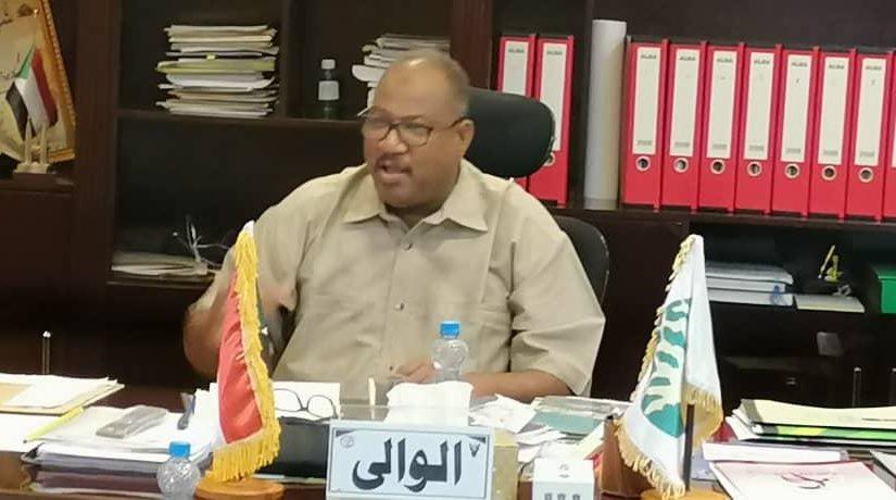 لجنة أمن شمال كردفان تقف على الأوضاع الأمنية بالولاية