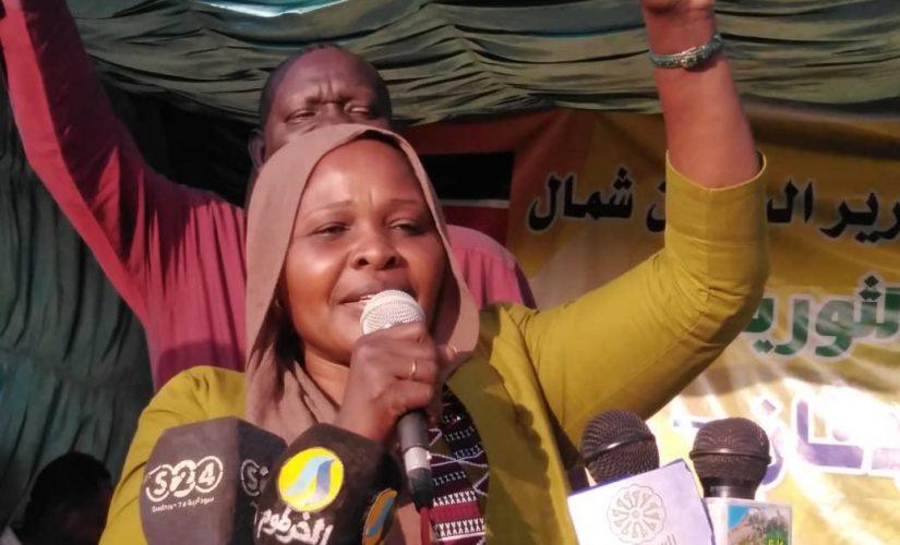قيادية بالحركة الشعبية شمال :سلام جوبا دستور لحكم السودان