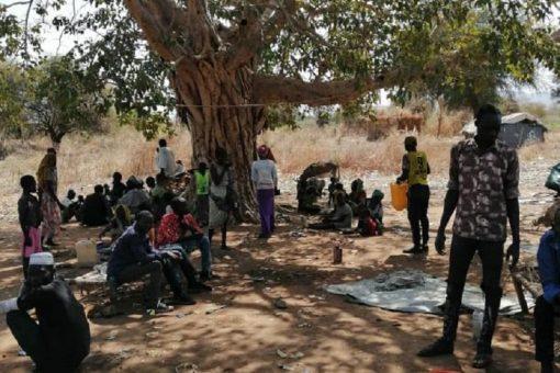 النيل الازرق : عودة اكثر من 170الف نازح و12الف لاجئ