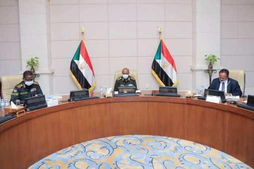 مجلس الشركاء يعلن إستكمال مجلس السيادة غدا بإضافة أعضاء جدد
