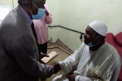 مليون جنيه من الزكاة للمستشفيات بالمناقل