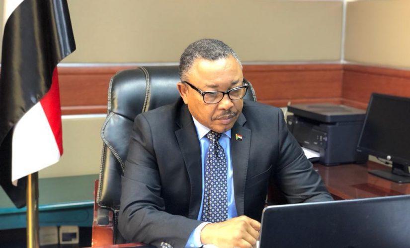 السودان يشارك فى إجتماعات الدورة 38لوزراء خارجية الدول الاعضاء بالأتحادالافريقى