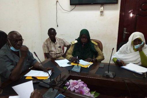المدير التنفيذي لمحلية شرق النيل يترأس اجتماع مجلس الايرادات