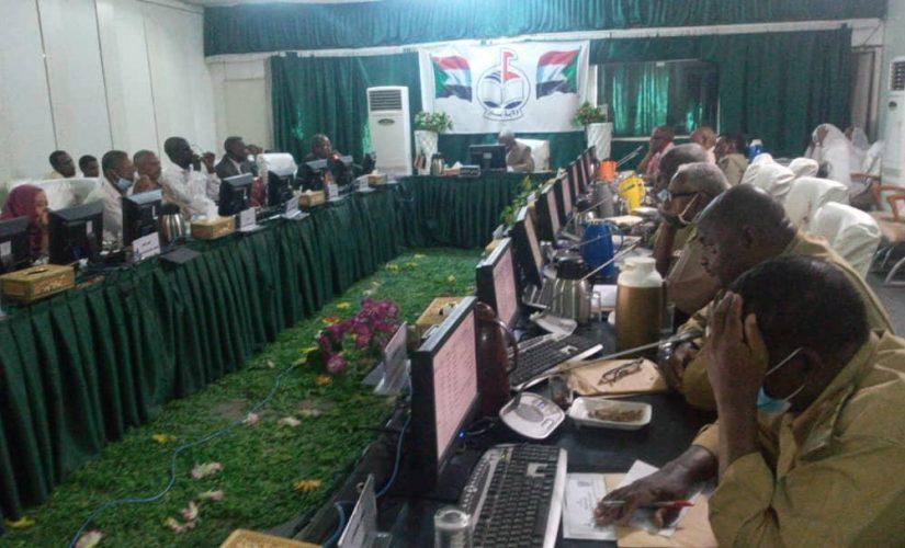 مجلس وزراء حكومة ولاية سنار يطمئن على الوضع الصحي بالولاية
