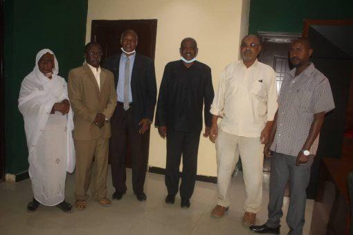توأمة بين مجلس الشباب والرياضة بالخرطوم وكلية التربية الرياضيةبجامعة السودان