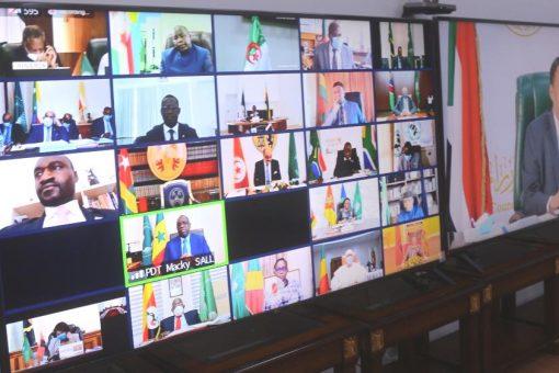 نص خطاب السيد رئيس الوزراءأمام مؤتمر قمة الاتحاد الافريقي ال34
