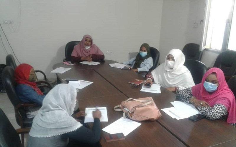 مدير عام الصحة يشدد علي أهمية التدريب المستمر لإدارات الوزارة