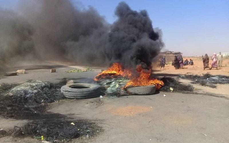 مظاهرات بمدينة الفولة ونهب وتخريب في الممتلكات العامة والخاصة