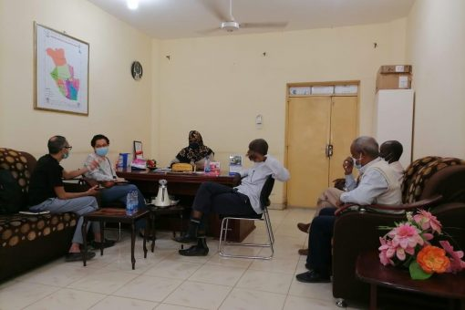 ولاية القضارف والامم المتحدة تبحثان الإجراءات الصحية لترحيل اللاجئين الاثيوبيين
