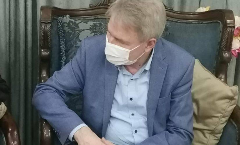 وزير خارجية فنلندا يختتم زيارته للسودان شملت ولايتي كسلا والقضارف