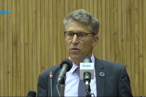 مساعد الأمين العام للأمم المتحدة يخاطب ورشة مكافحة الإرهاب