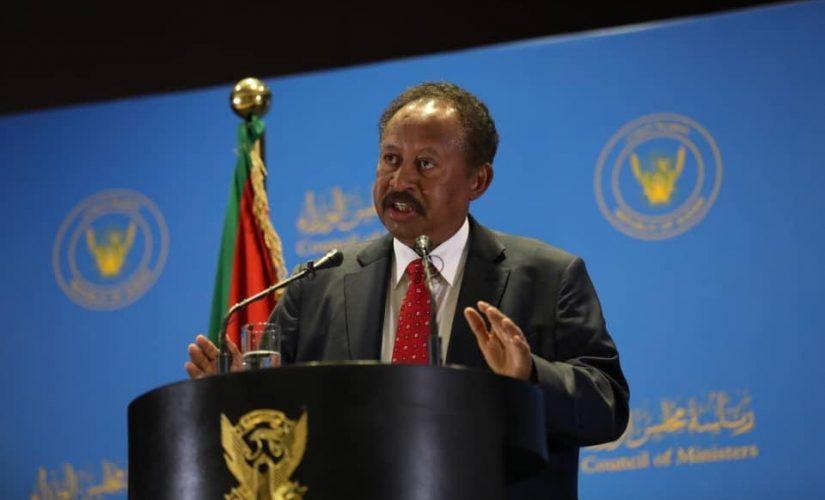 حمدوك يدشن غدا برنامج دعم الاسر السودانية(ثمرات)