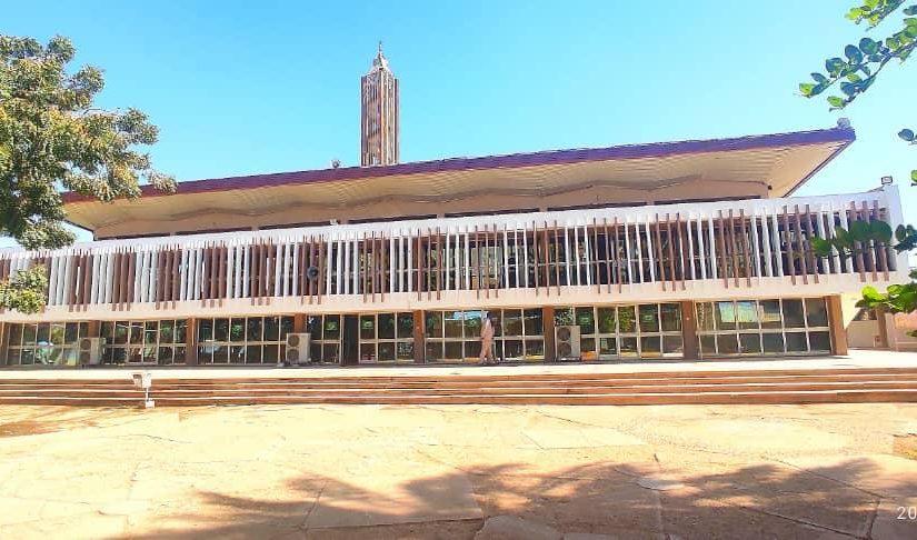 إعادة افتتاح مسجد جامعة الخرطوم