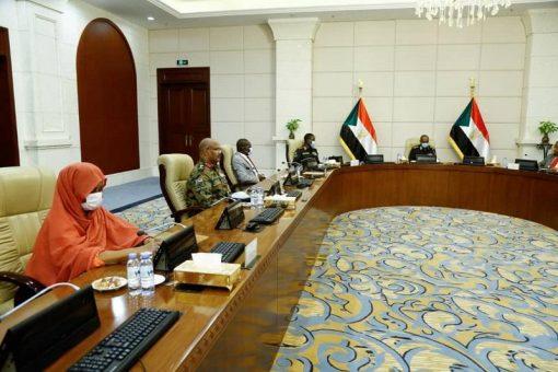مجلس السيادة الانتقالي يعقد اجتماعا فوق العادة ويعتمد الحكومة الجديدة