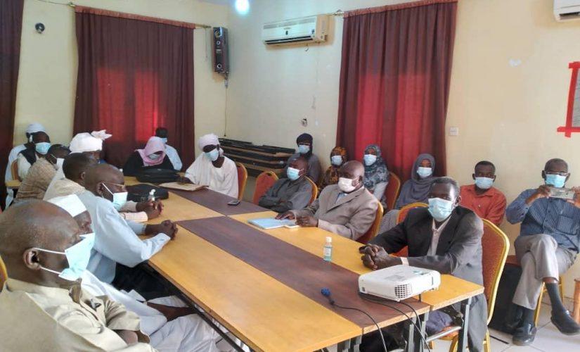 نسبة التغطية في حملة التطعيم ضد الشلل بشمال دارفور 103%