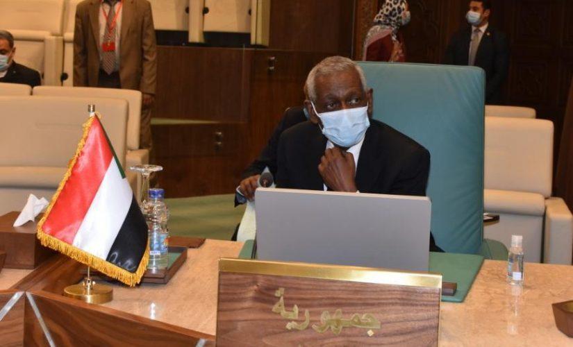 السودان يشارك في اجتماع الدورة غير العادية للجامعة العربية