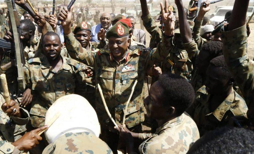 الفريق العطا: السودان قادر على النهوض في عهد الثورة والتغيير