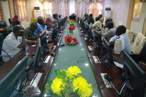 حكومة النيل الأزرق تؤكد دعم قضايا اللاجئين الإثيوبيين