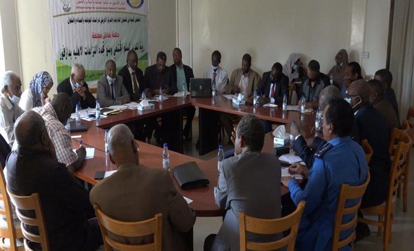 رؤي لتعزيز السلم المجتمعي في دارفور بالنادي الدبلوماسي